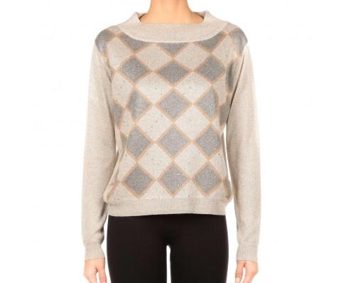 Maglioncino tricot lurex