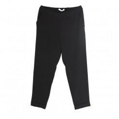 Pantalone stretch con elastico