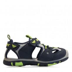 Sandalo sportivo blu