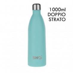 SHO Bottle Original 2.0 - Aqua - 1000 ml