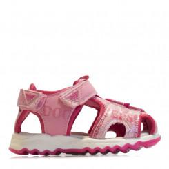 Sandalo sportivo rosa
