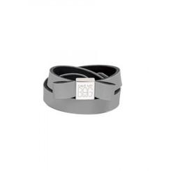 Fiocco metallic grey