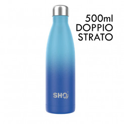 SHO BOTTLE ORIGINAL 2.0 - DEUX BLEU - 500 ml