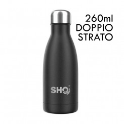 SHO Bottle Original 2.0 - Jet Black - 260 ml