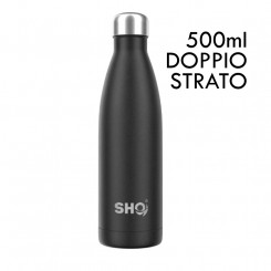 SHO Bottle Original 2.0 - Jet Black - 500 ml