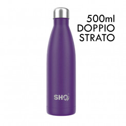SHO BOTTLE ORIGINAL 2.0 - VIVID VIOLET - 500 ml