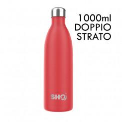 SHO Bottle Original 2.0 - Volcanic Red - 1000 ml