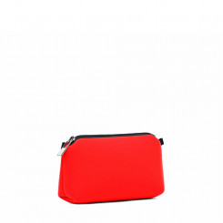 Travel pouch small red coat