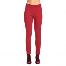 Pantalone elasticizzato con spacchetti